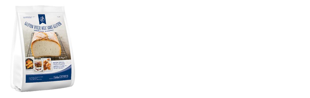 Glutenvrije bloem