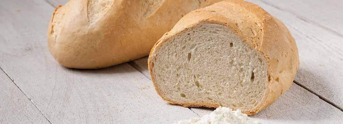 photo du pain blanc
